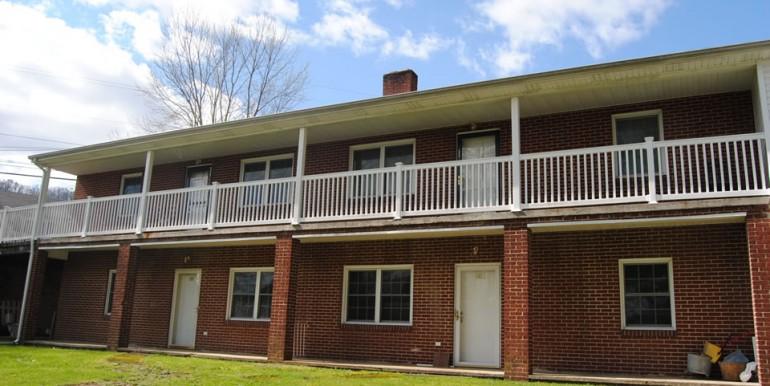 Quillin Apartments, Gate City VA