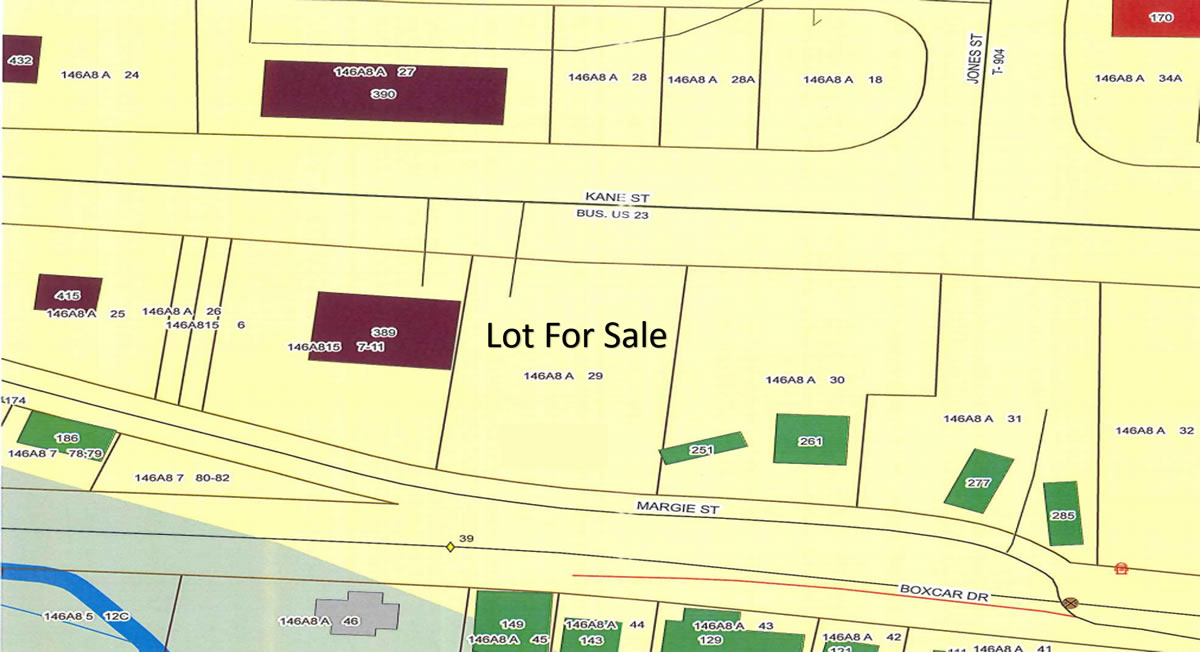 Gate City Commercial Property for Sale