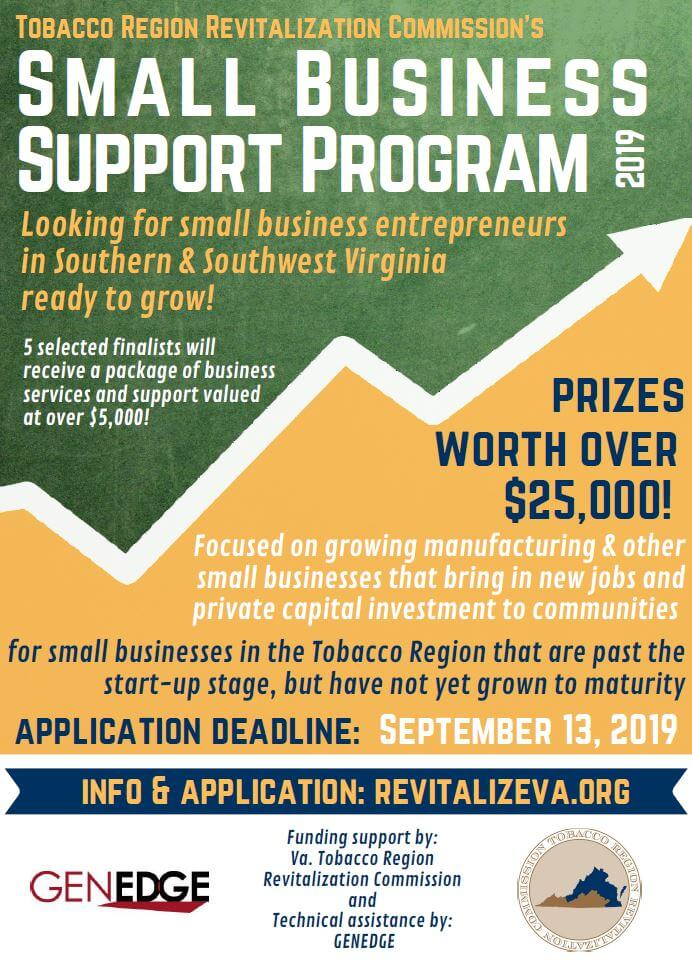 Small Business Support Programs