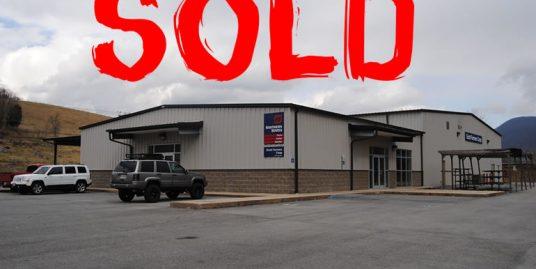 Scott County Coop Building – SOLD!