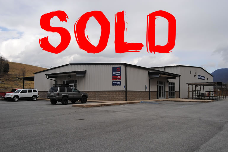 Scott County Coop Building – SOLD!