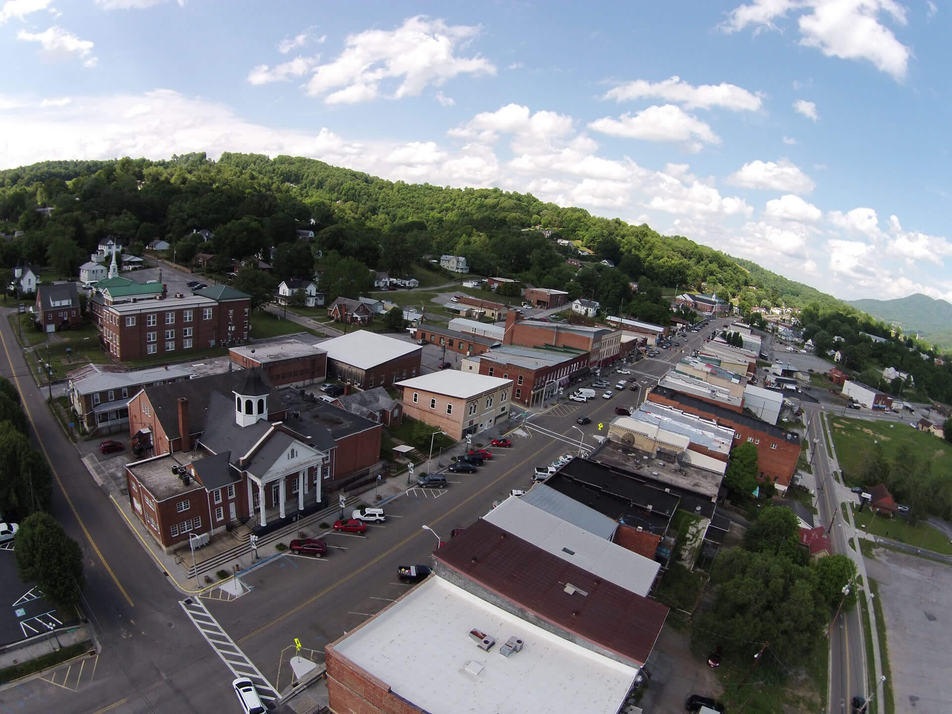Gate City Virginia Commercial Properties