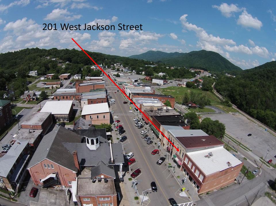 201 West Jackson Street