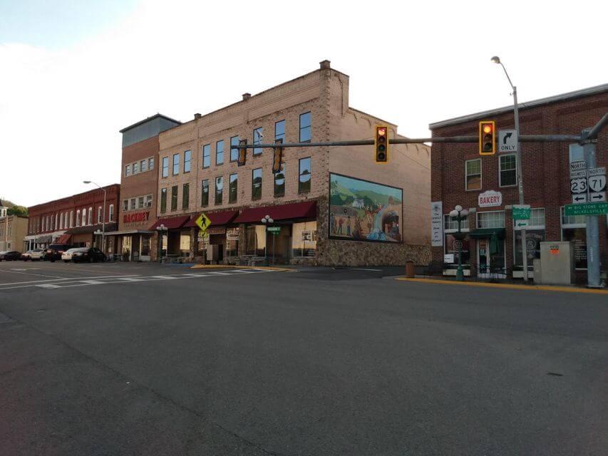 114 West Jackson Street, Gate City, VA 24251